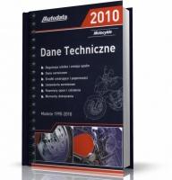 AUTODATA - DANE DIAGNOSTYCZNE MOTOCYKLI 2010