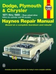 DODGE, PLYMOUTH & CHRYSLER (1971-89) - INSTRUKCJA NAPRAW