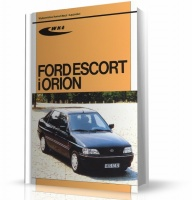 INSTRUKCJA FORD ESCORT - FORD ORION