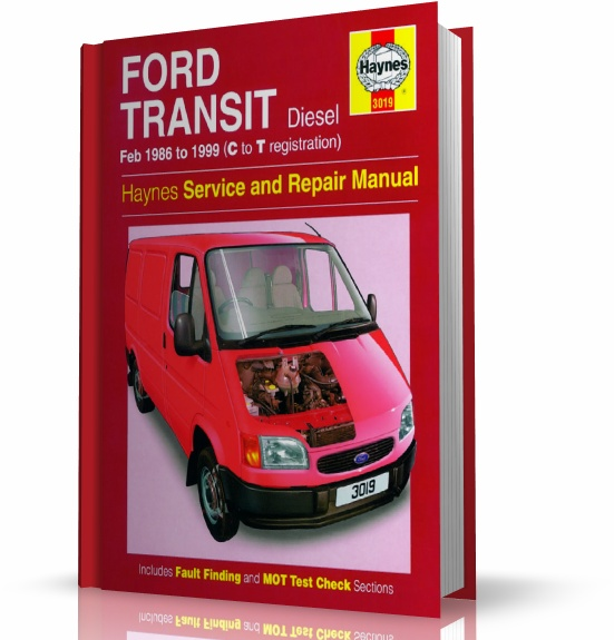 1999 ford transit owners manual