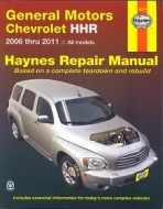 GENERAL MOTORS, CHEVROLET HHR 2006 - 2011