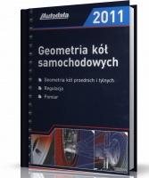 AUTODATA - GEOMETRIA KÓŁ SAMOCHODOWYCH 2011