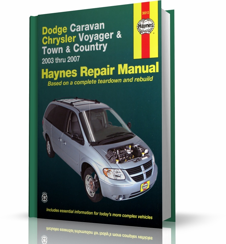 CHRYSLER VOYAGER, TOWN, COUNTRY