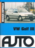 INSTRUKCJA VW GOLF III