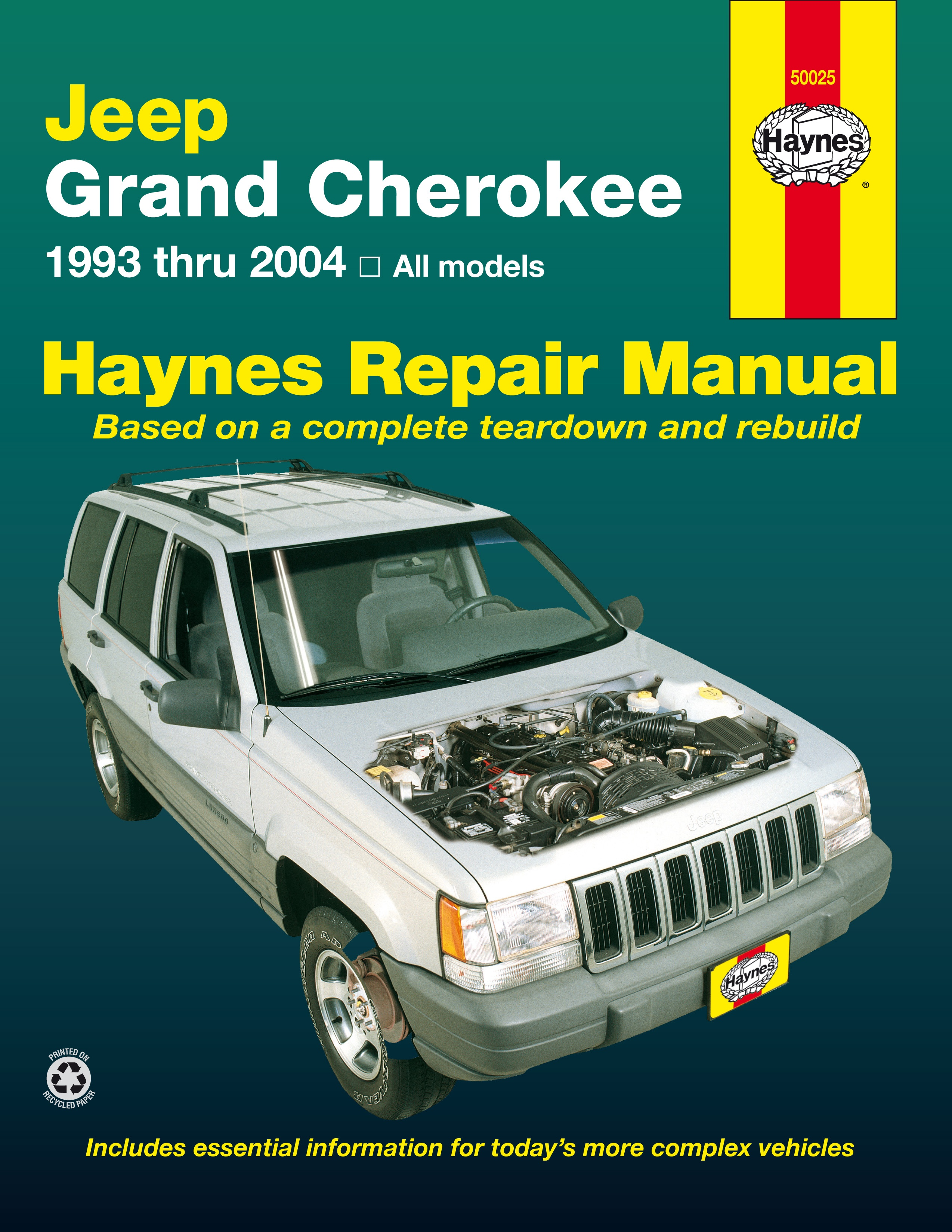 />/> OFFICIAL WORKSHOP Manual Service Repair Jeep Grand Cherokee WJ 1998-2004