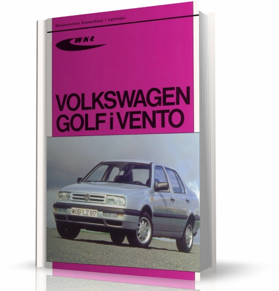 Sam naprawiam - VW GOLF III i VENTO